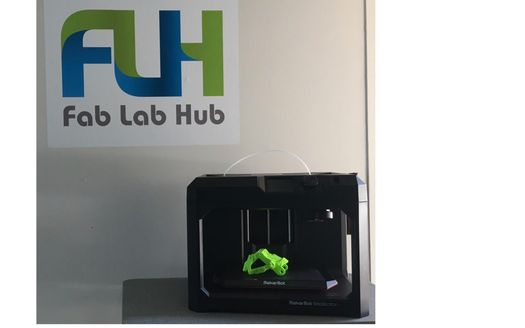 MakerBot Replicator+ Is A Good 3D Printer Option for Fab Labs, Innovation Centers & Workforce Training